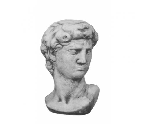 Borstbeeld David