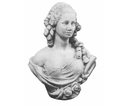 Borstbeeld vrouw groot