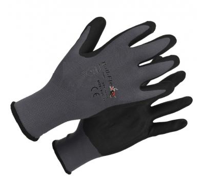 Werkhandschoenen Bull Flex per paar maat XL