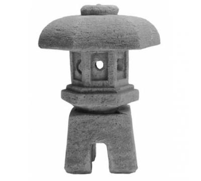 Japanse lamp vierpoot h.36cm