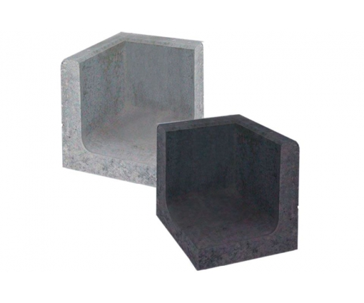 L hoek element 30x30x50 cm