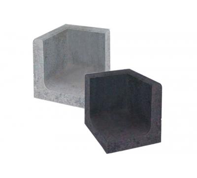 L hoek element 50x50x80 cm