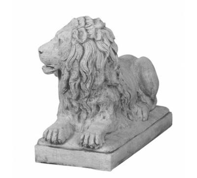 Leeuw liggend groot rechts