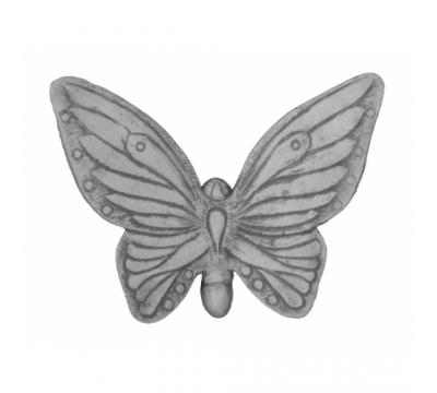 Muurhanger vlinder middel