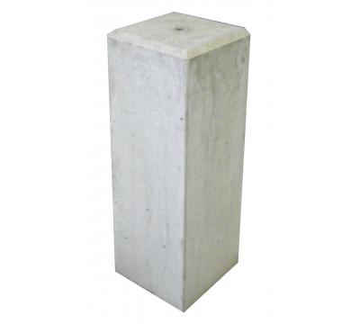 Betonnen sokkel 50cm hoog grijs