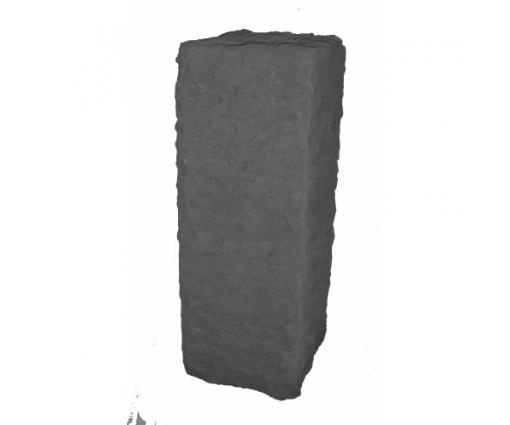 Sokkel antraciet h.58cm