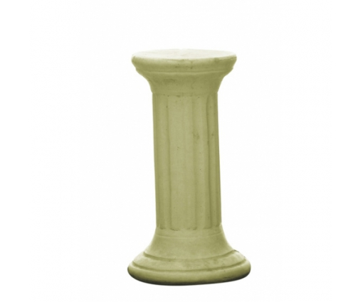 Sokkel geel h.45cm