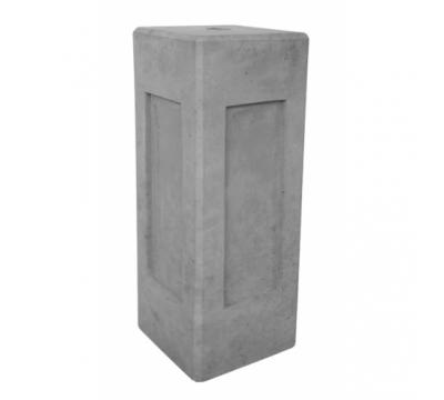 Sokkel grijs h.45cm S-450