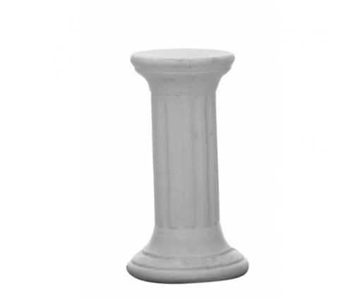 Sokkel grijs h.45cm