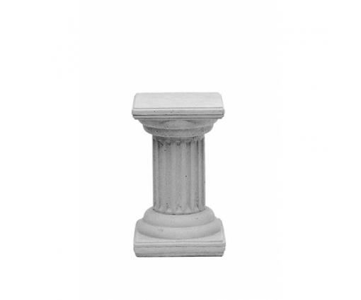 Sokkel grijs h.48cm