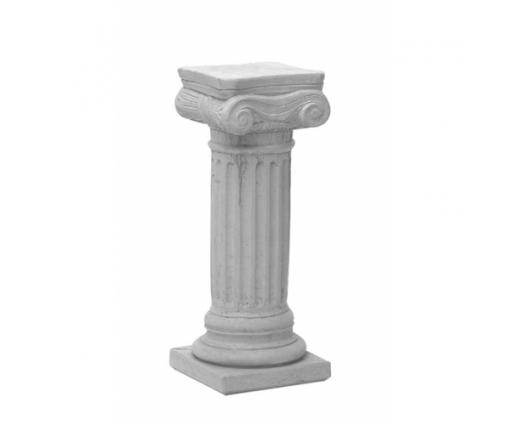 Sokkel grijs h.64cm