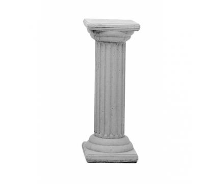 Sokkel grijs h.78cm