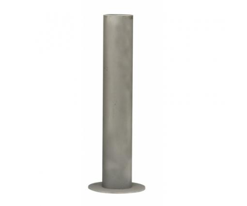 Sokkel RVS hoogte 75cm.