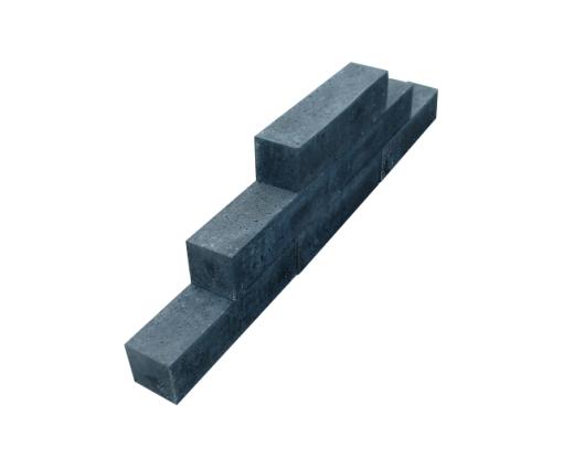 Stapelblok Oud Hollands 12x20x100 cm