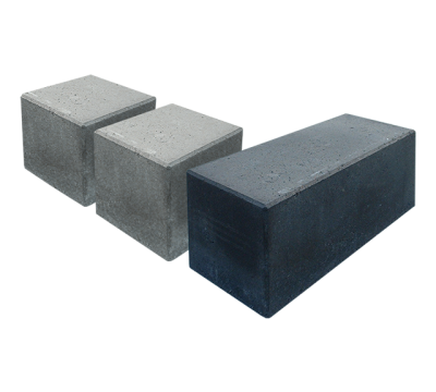 Stapelblok / Zitelement 40 x 40 x 100 cm