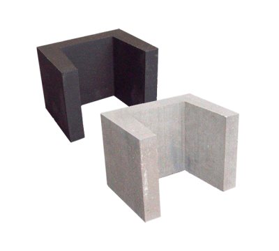 U element 40 x 40 x 50 cm
