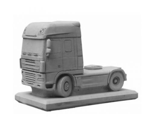 Vrachtwagen DAF XF 105 trekker