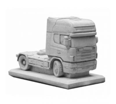 Vrachtwagen Scania trekker