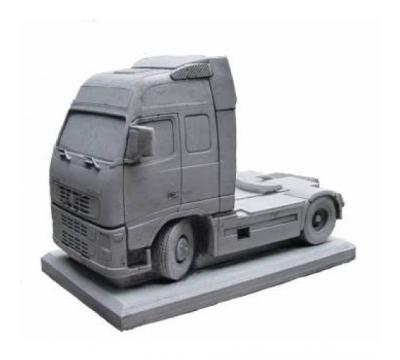 Vrachtwagen Volvo FH 12 trekker
