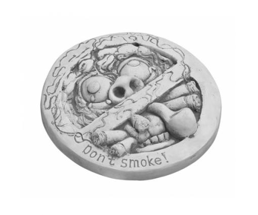 Wandhanger Don't smoke